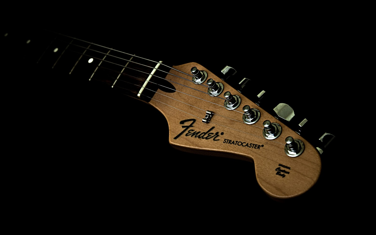 Guitar Wallpaper   Fender Stratocaster Headstock   1920x1200