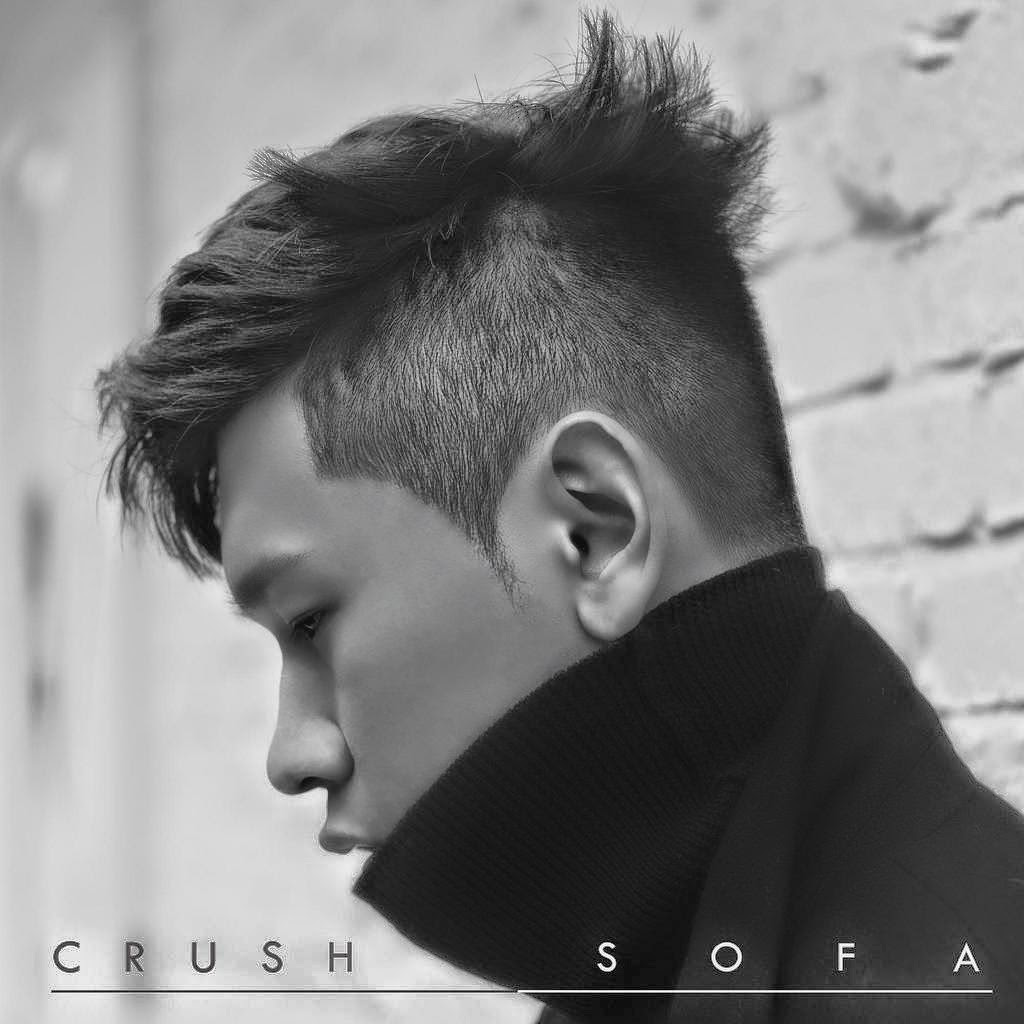 Crush's 'Sofa' teaser video