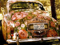 Magnolia Pearls Car