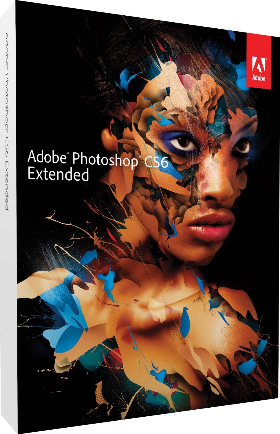 Adobe photoshop cs6 v13.0.1 extended