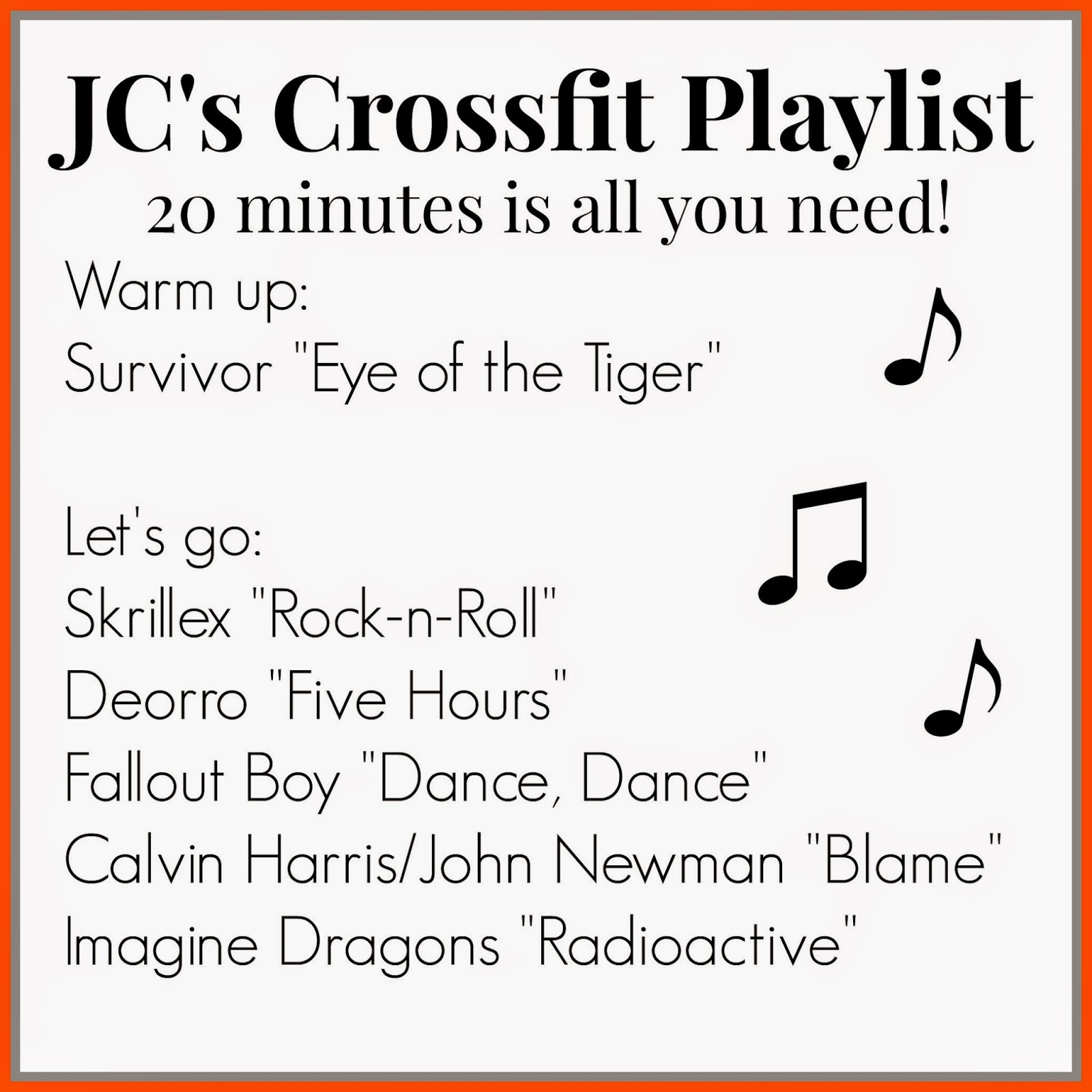 Amazing Crossfit Playlist #GiftingAudio #ad