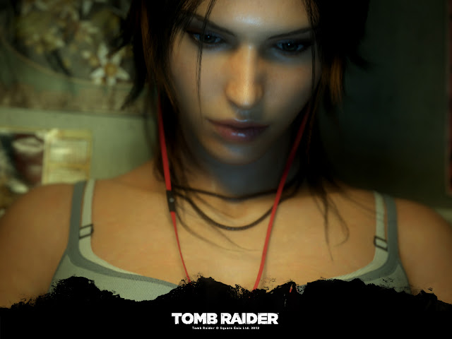 tomb raider 2013 crystal dynamics square enix game