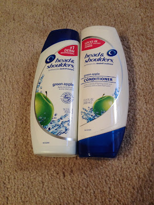 Head & Shoulders, Head & Shoulders Fresh Scent Technology, Head & Shoulders Green Apple Dandruff Shampoo, Head & Shoulders Green Apple Dandruff Conditioner, shampoo, conditioner, dandruff, Jamie Allison Sanders, hairstyle