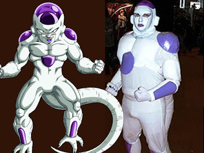 Cosplay Frieza