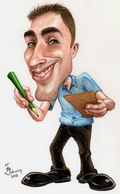 Johnny oJP Caricaturista