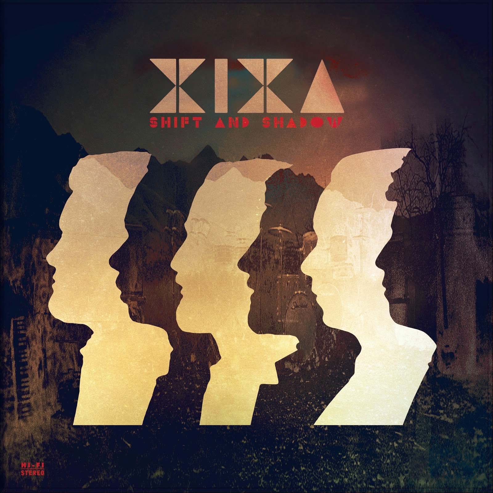 xixa, xixa music, xixa tucson, chicha tucson, chicha music, shift and shadow