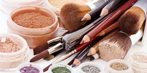 cosmeticos minerales