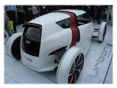 CES 2012 Audi Urban Concept