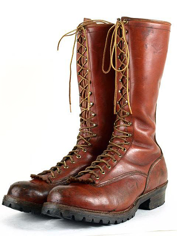 LIFE TIME GEAR: BOOT OF THE DAY | #171 | VINTAGE WESCO ...
