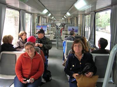 Tren de la Costa, Tigre, Argentina, vuelta al mundo, round the world, La vuelta al mundo de Asun y Ricardo