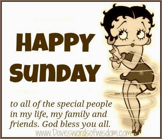 Happy Blessed Sunday To All MPB Readers. ~ Peter's Blog