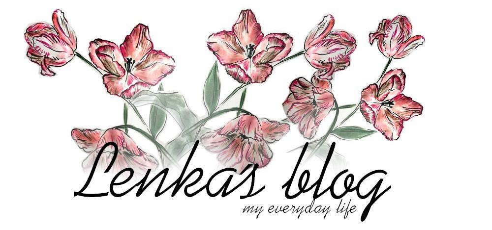 Lenka's blog