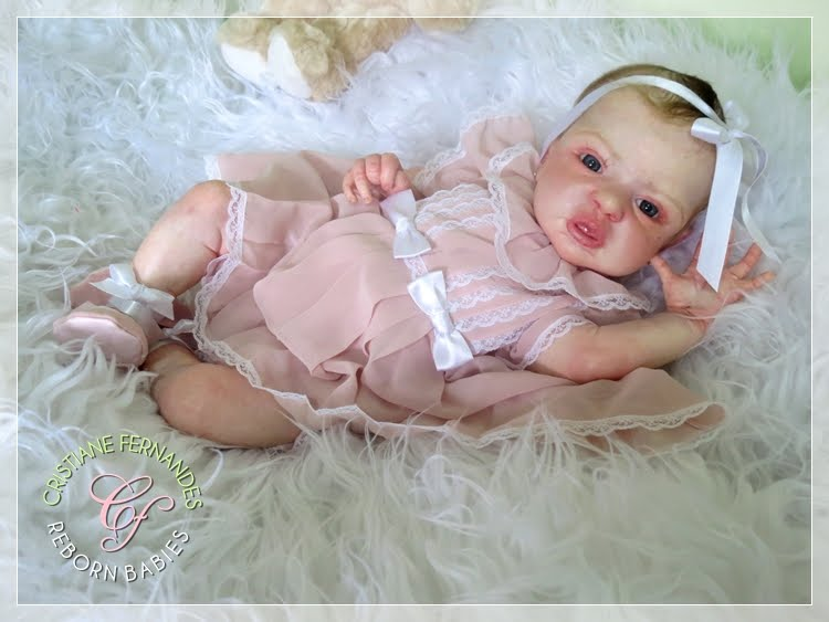 Cristiane Fernandes reborn babies