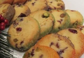 Resep Cookies Koin Cranberry Gurih Dan Renyah