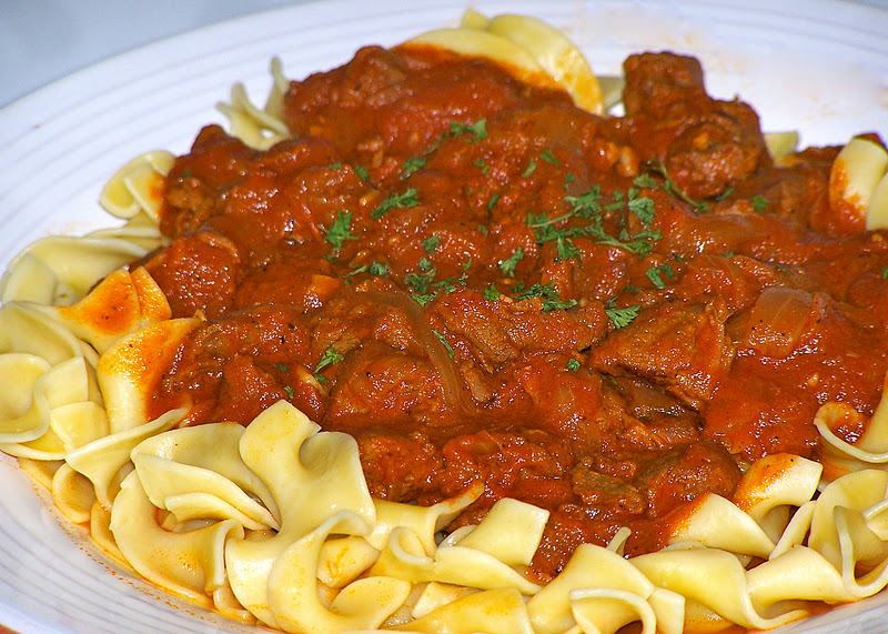 Food for Hunters: Hungarian Goulash