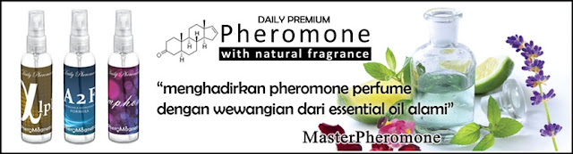 Banner Daily Pheromone Parfume By Pheromagnetic