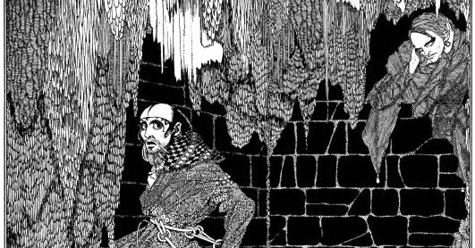 an examination of the narrator montresor in the short story the cask of amontillado by edgar allan p It has long been surmised that this story of murderous revenge reflects poe's   the narrator montresor (poe) gets back at his enemy fortunato (english) for a.