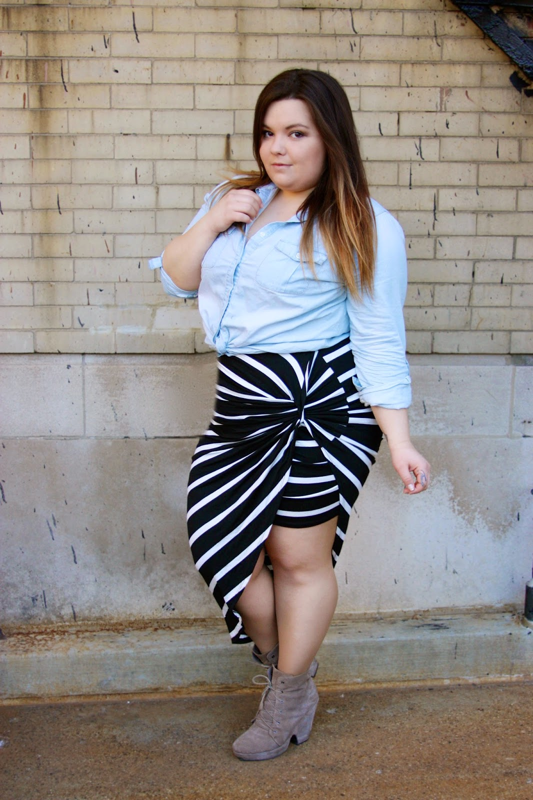charlotte russe x natalie | natalie in the city - a chicago plus