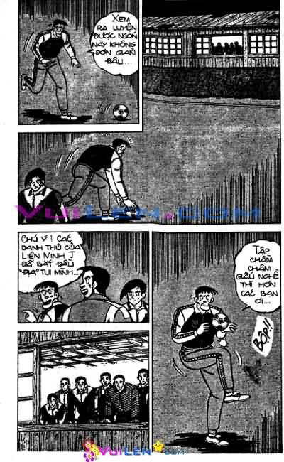 Jindodinho - Đường Dẫn Đến Khung Thành III Tập 55 page 27 Congtruyen24h