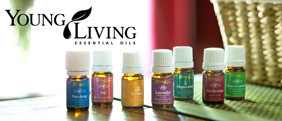 The wonderful life of the parkers young living essential oils