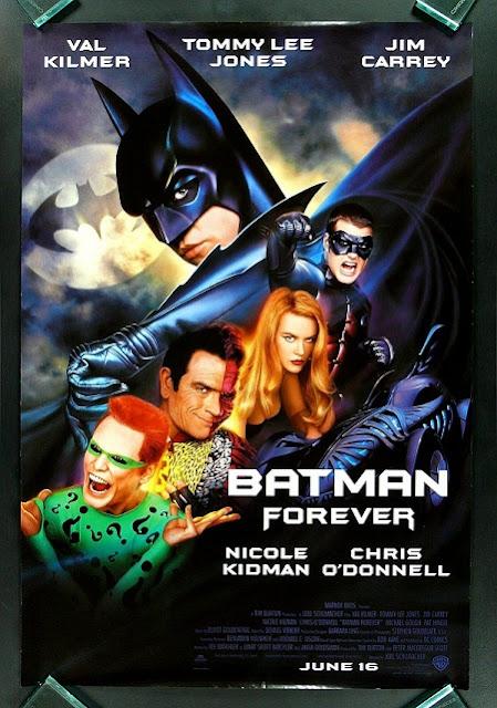 Poster Batman Forever [1995]