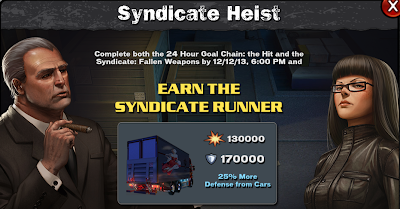 Syndicate Runner