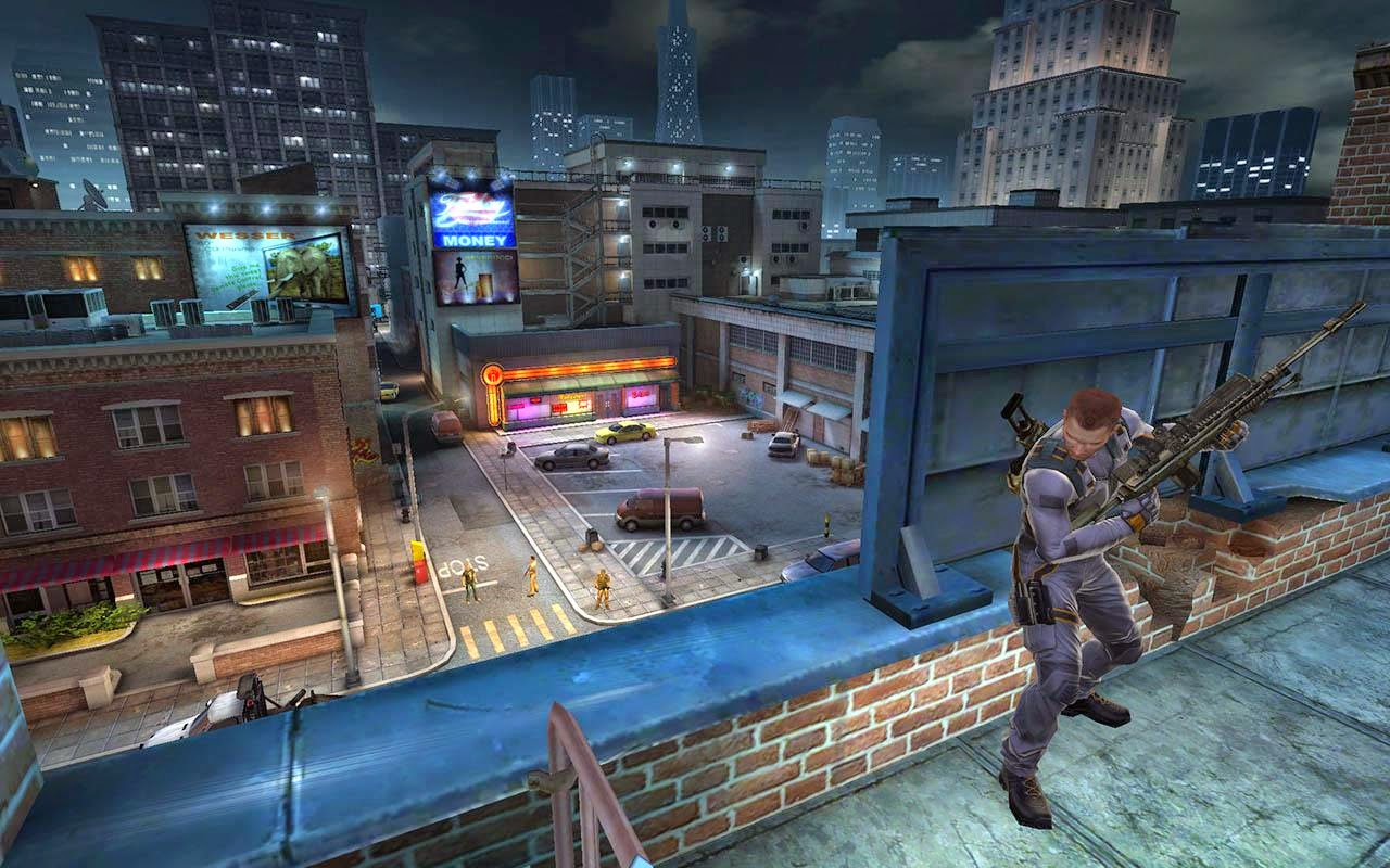 Contract Killer: Sniper ya disponible para Android e iOS