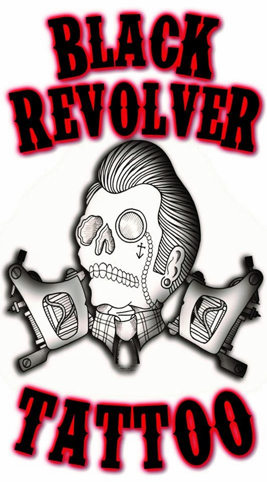 BLACK REVOLER TATOO