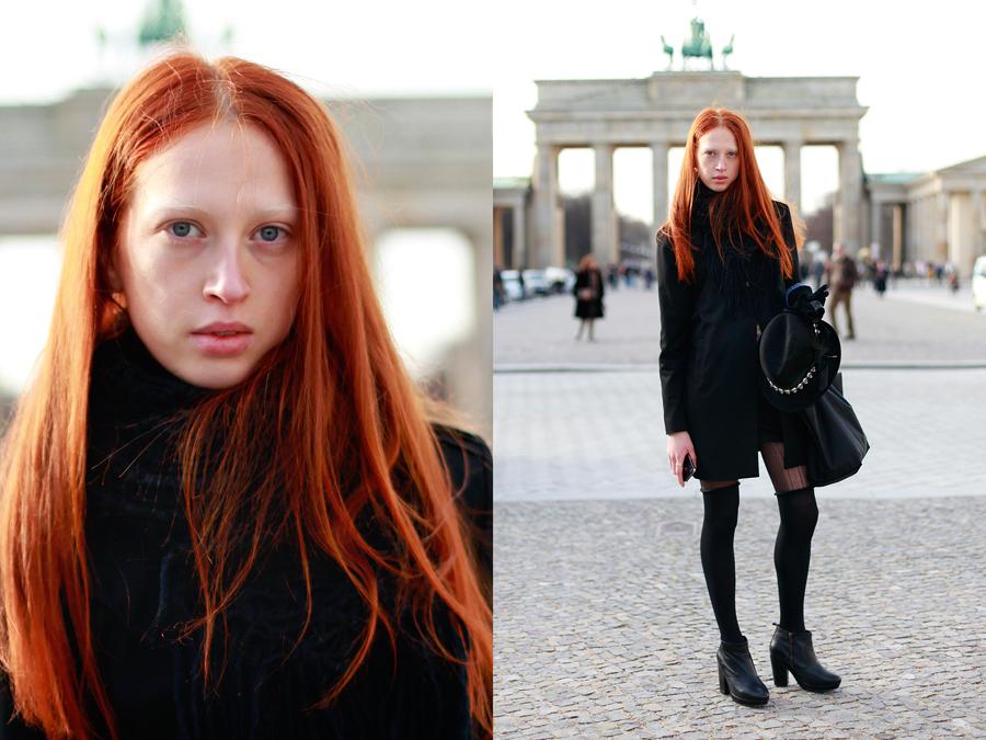 Farbe zu haaren passt welche roten Rote Haare: