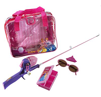 I need 7 foot casting rod that looks good under 100cdn for Barbie fishing pole