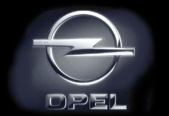 Opel Logo Auto Cars Concept