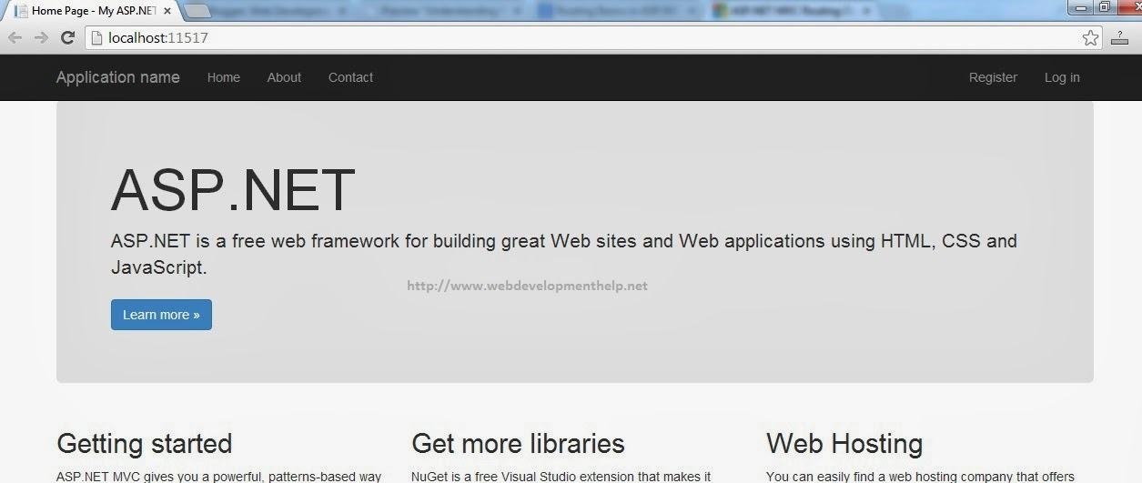Jayant blog routing in asp net mvc - Asp net home page design ...