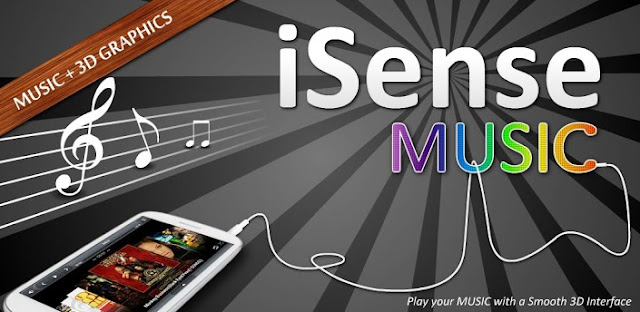 iSense Music - 3D Music Player v1.008 APK