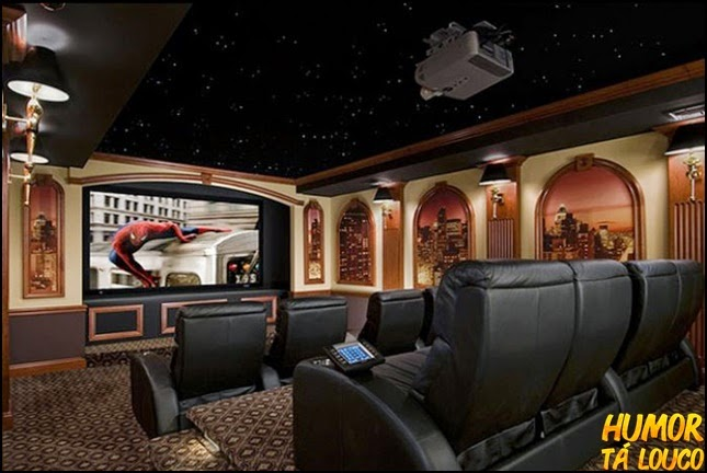 As Melhores Salas De Cinema Em Casa Humor T Louco Home Decorators Catalog Best Ideas of Home Decor and Design [homedecoratorscatalog.us]