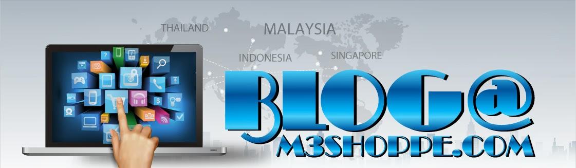 Blog @M3Shoppe.com