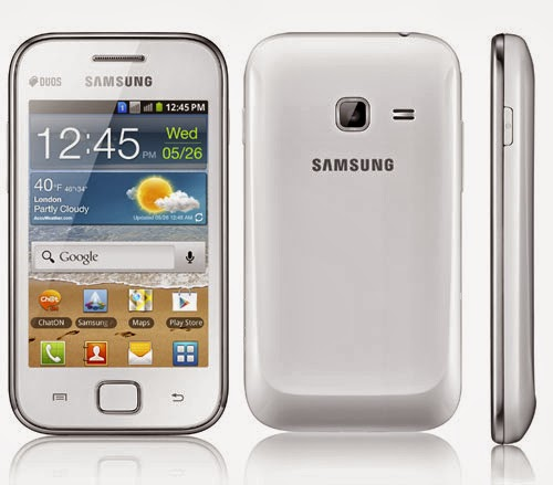 Review Spesifikasi HP Samsung Galaxy Ace Duos