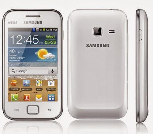 Review Spesifikasi HP Samsung Galaxy Ace Duos