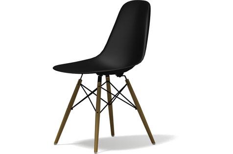 so beau paris les chaises et les fauteuils eames ic ne du design 1. Black Bedroom Furniture Sets. Home Design Ideas