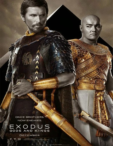Ver Éxodo: Dioses y Reyes (Exodus: Gods and Kings) (2014) Online