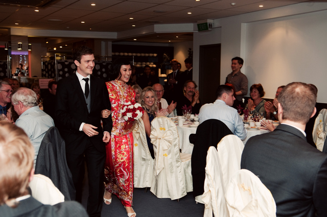 Baking Love Wedding Love Part 3 My Big Fat Chinese Banquet
