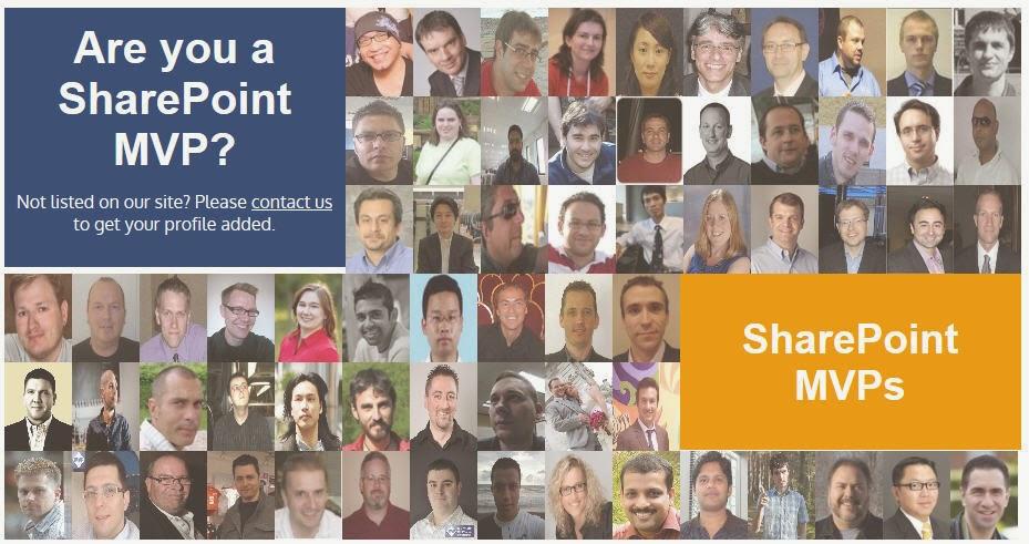 SharePoint MVPs