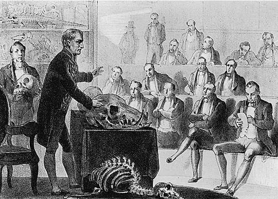Georges Cuvier. Anatomía comparada, clasificación y fijismo ...