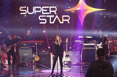 Sandy no 'SuperStar' Crédito: Globo / Isabella Pinheiro