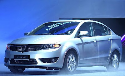 Proton Preve Price Review.