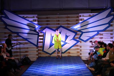 Lenka Sršňová fashion show