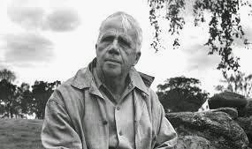the themes of robert frosts poetry Mending wall is a poem by the twentieth century american poet robert frost ( 1874–1963)  finally, frost explores the theme of mischief and humor in  mending wall, as the narrator says halfway through the poem, spring is the  mischief in.