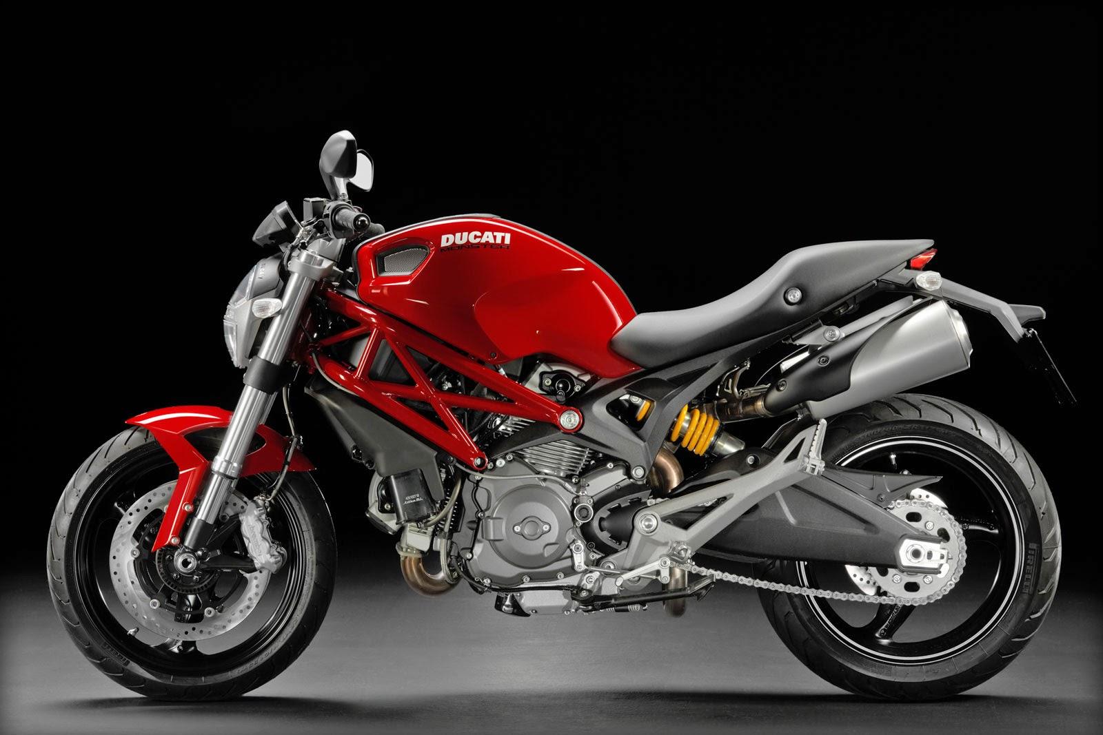 Ducati Monster 795 - Giá Hãng: 10,696 usd - Giá Thị Trường: 17,837 usd