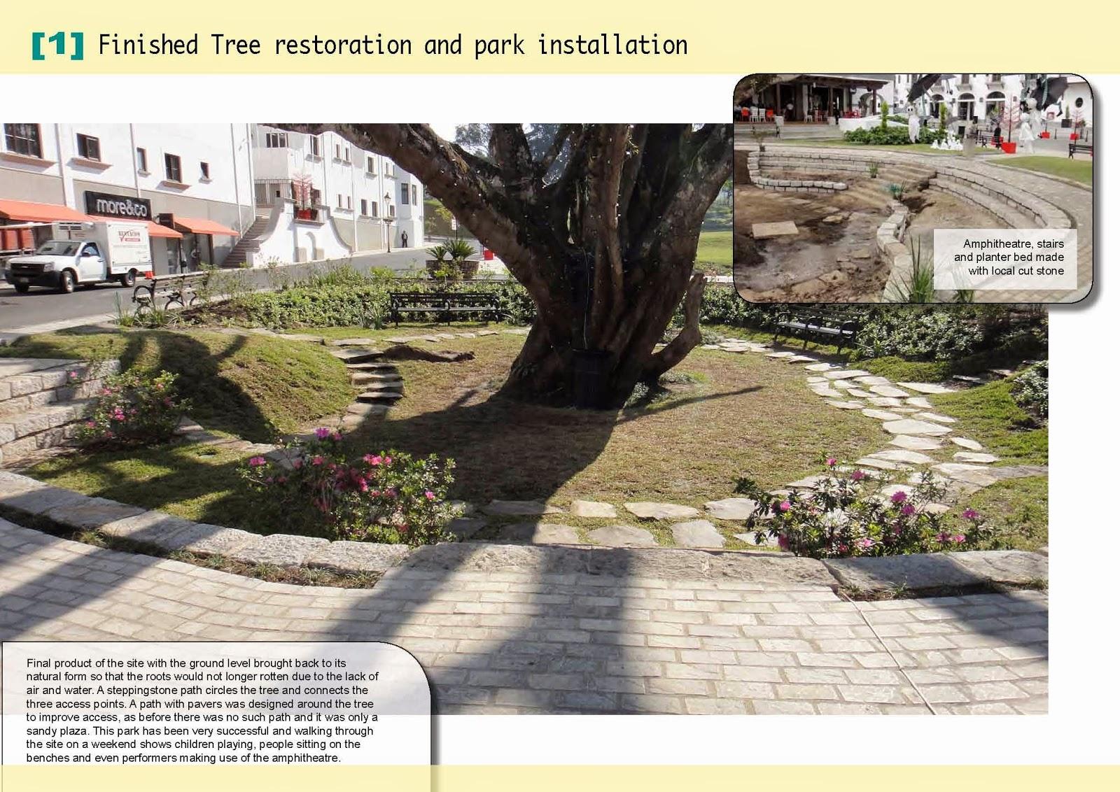 Landscape Architecture In Guatemala I Maria Calderon