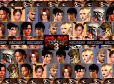 Free Download Games Tekken 3 Full Version For PC