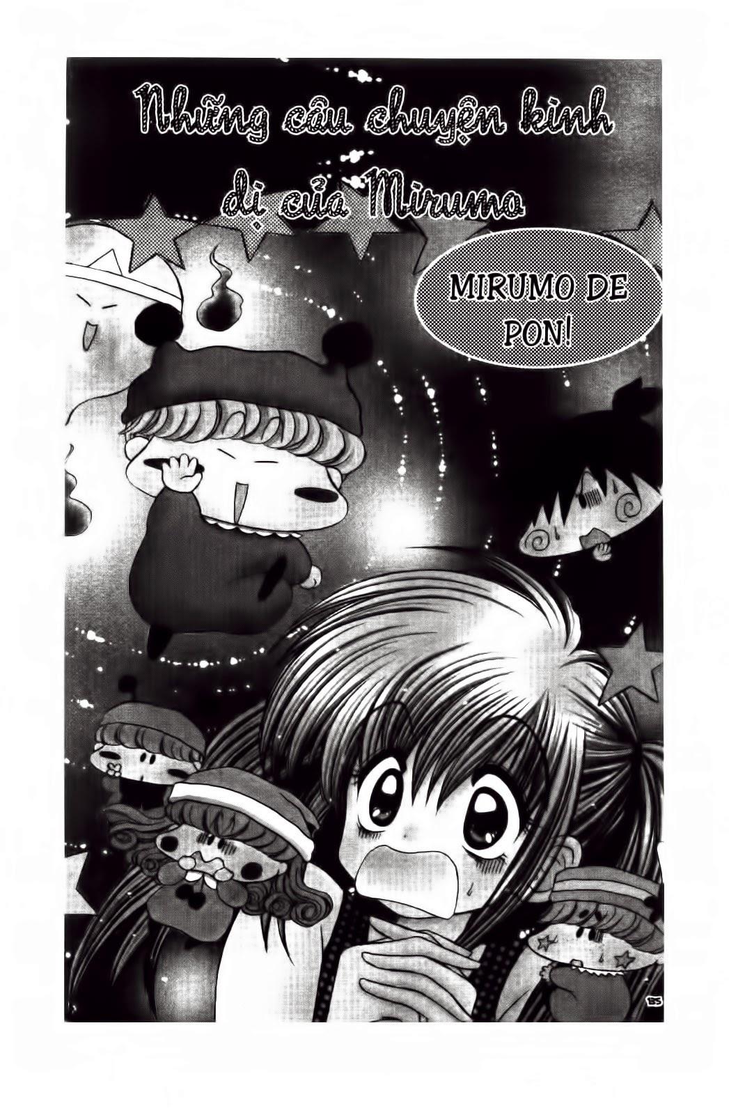 Mirumo de Pon! - Chiếc ly kì diệu Chapter 23 page 11 Congtruyen24h